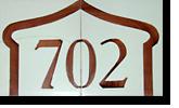 Foto des Türschildes von Appartement 702 im Monica Isabel Beach Club Hotel in Albufeira