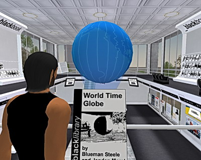 World Time Globe