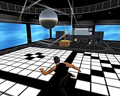 Im Tanzclub