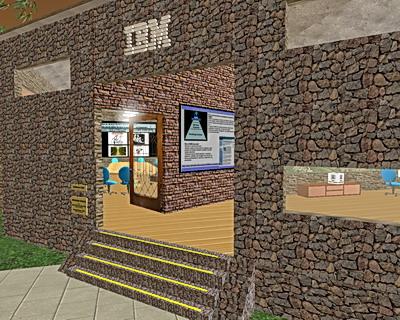 IBM Büro in Almaden