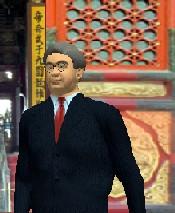 Avatar des IBM CEO Sam Palmisano