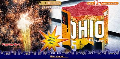 Feuerwerk-Batterie Ohio