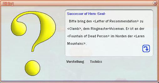 2. Gespraech mit Ringmaster Ellend - Teil 3