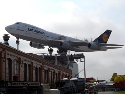 Der Jumbo Jet