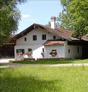 Die Hofanlage aus Rindbach