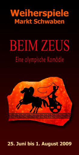 Weiherspiele Markt Schwaben - Beim Zeus