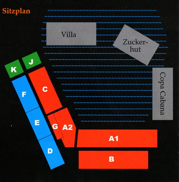 Markt Schwaben Weiherspiele - Sitzplan