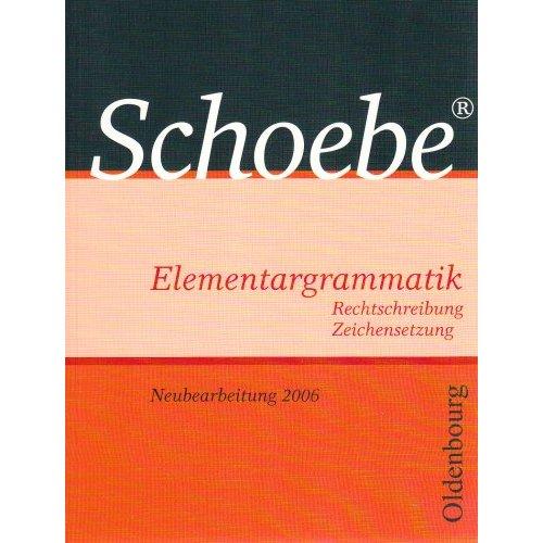 Neue Elementargrammatik 2006