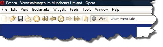 Der Titel einer Webseite im Browser