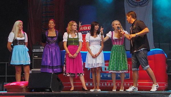 Weiher Feia 2011 - 5 Mädel müssen singen