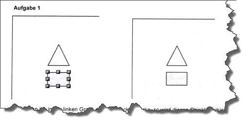OpenOffice.org Draw: Markieren von Objektgruppen