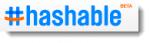 das Logo von Hashable