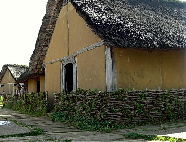 Fassade des Tuchhändler-Hauses