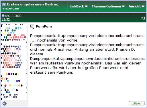 Screenshot PFo - PumPum