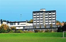 Das Hotel der Rheinischen Landesturnschule