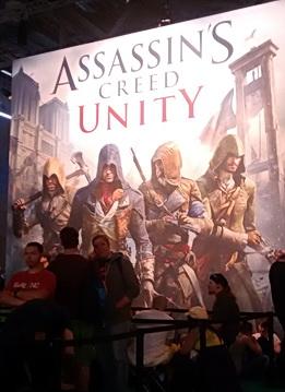 Vorstellung von Assassin's Creed Unity