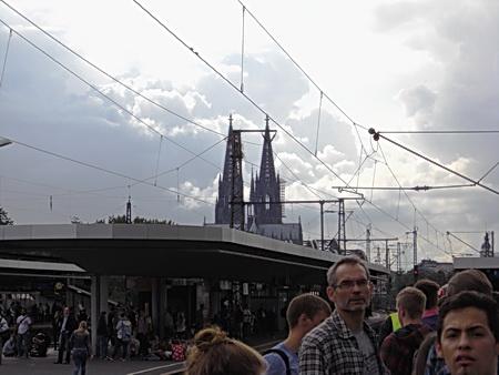 Foto vom Kölner Dom