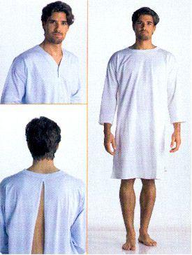 Foto von einem OP-Hemd