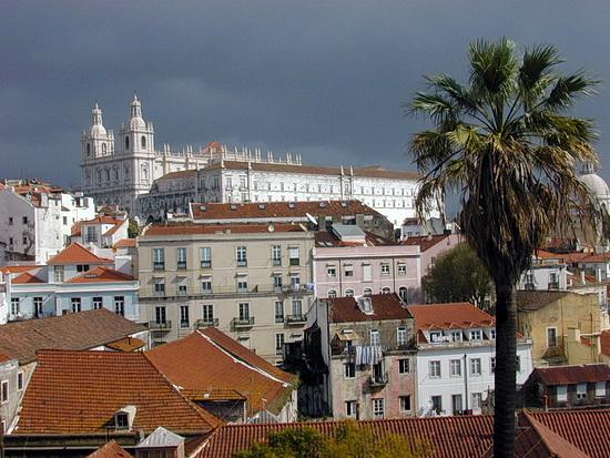 Foto von Lissabon