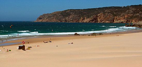 Foto von der Praia do Guincho