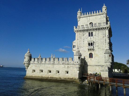 Foto vom Torre de Belém
