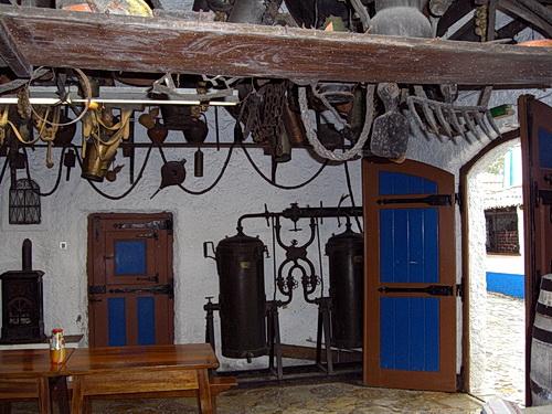 Aldeia típica de José Franco: der Weinkeller für die Besucher