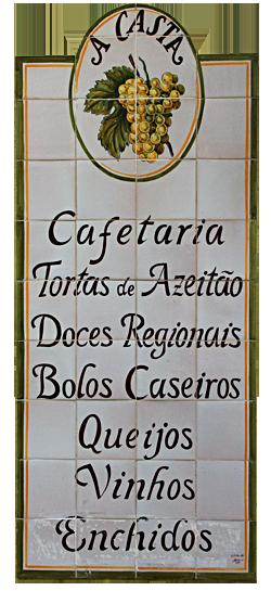 Cafetaria A Casta in Azeitão