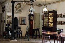 Das Innere des alten Weinguts José Maria da Fonseca