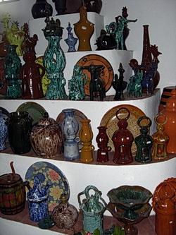 Olaria José Franco: noch mehr Keramik