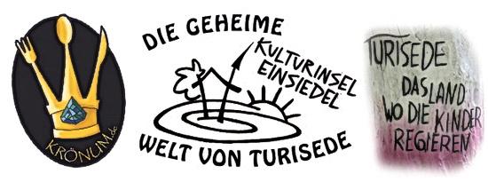 Logo der geheimen Welt von Turisede