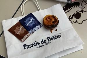 Pastel de Nata, original aus Belém